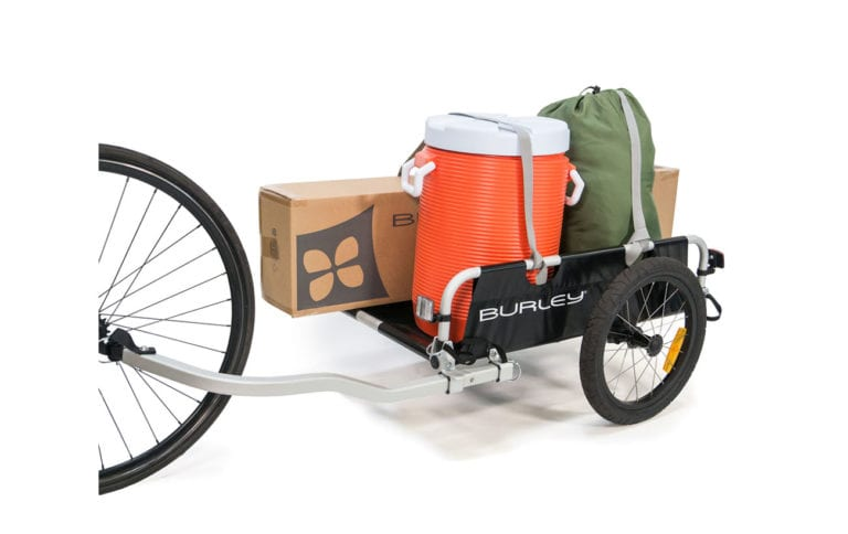 Burley Flatbed Bicycle Trailer for sale - Propel E-Bikes
