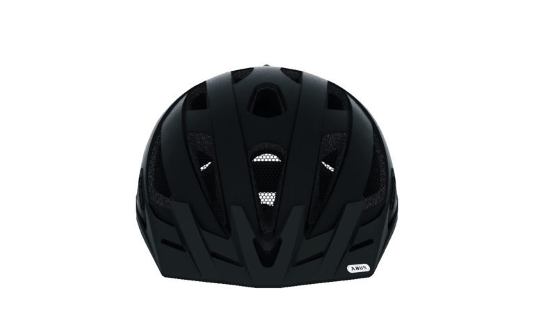 ABUS Urban-I 2.0 Cycle Helmet Velvet Black - Propel Electric Bikes