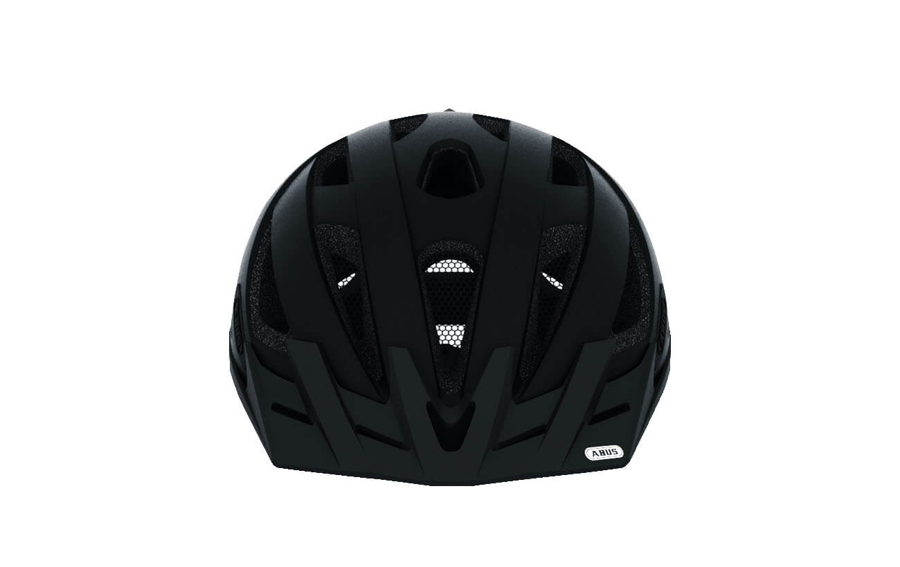 Polar White ABUS URBAN-I 2.0 Cycling Helmet Size Large