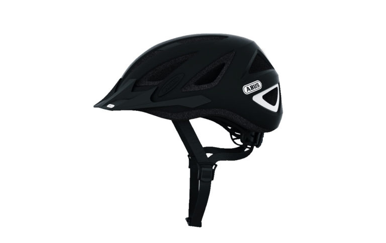 ABUS Urban-i 2.0 Velvet Black Helmets - Propel Electric Bikes