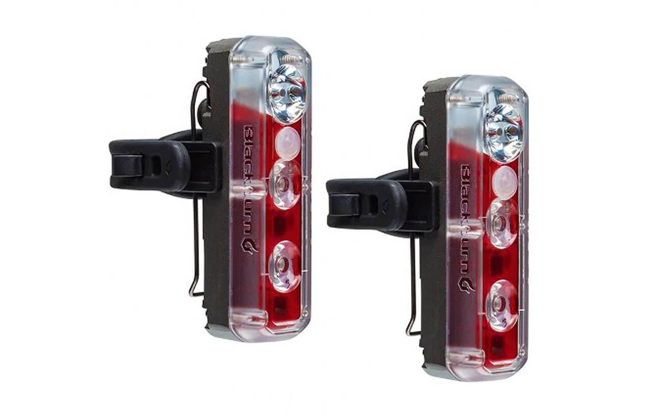 Blackburn 2'fer XL USB Rechargeable Light 2 Pack