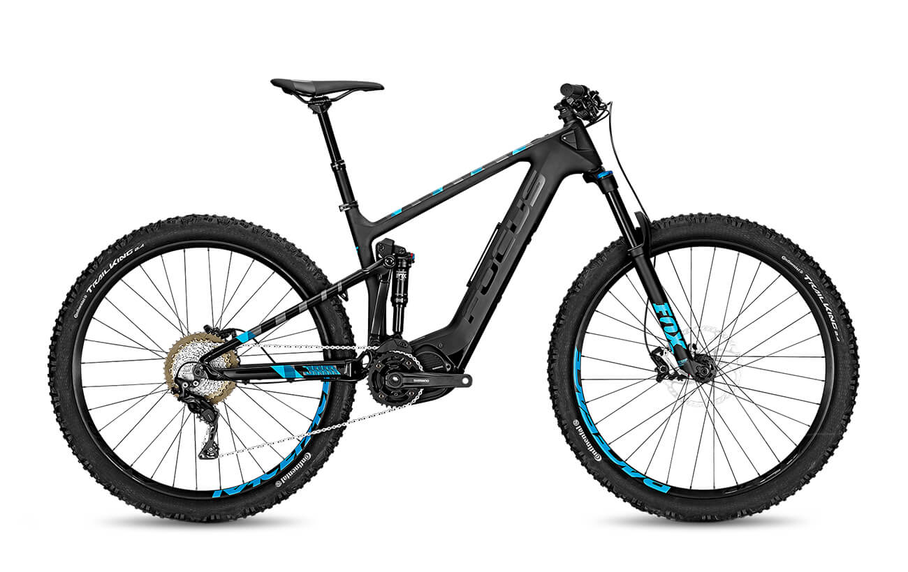 Full Suspension Electric Mountain Bikes | Propel Electric Bikes