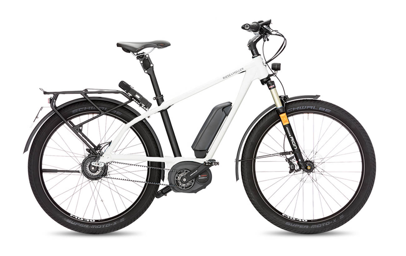 Riese & Muller Charger GT NuVinci HS