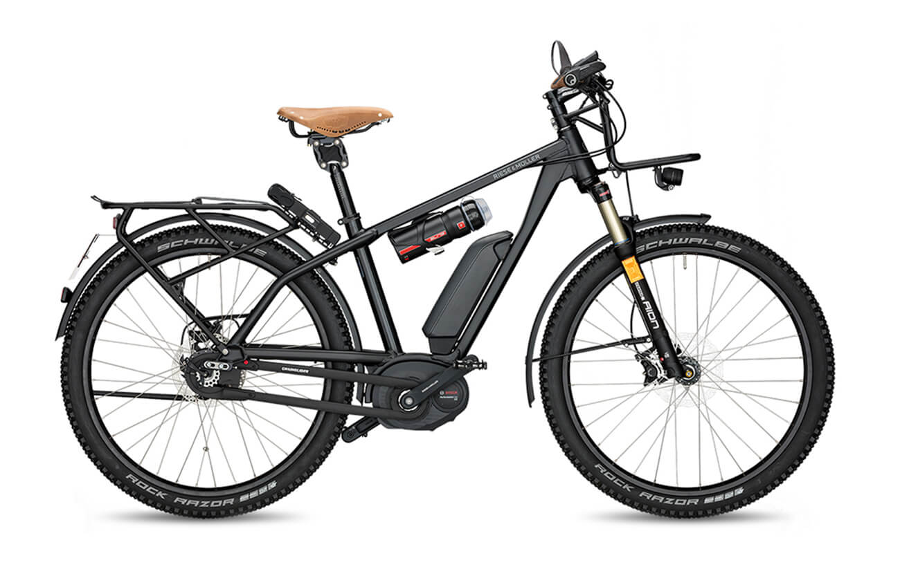 Riese & Muller Charger GX Rohloff HS