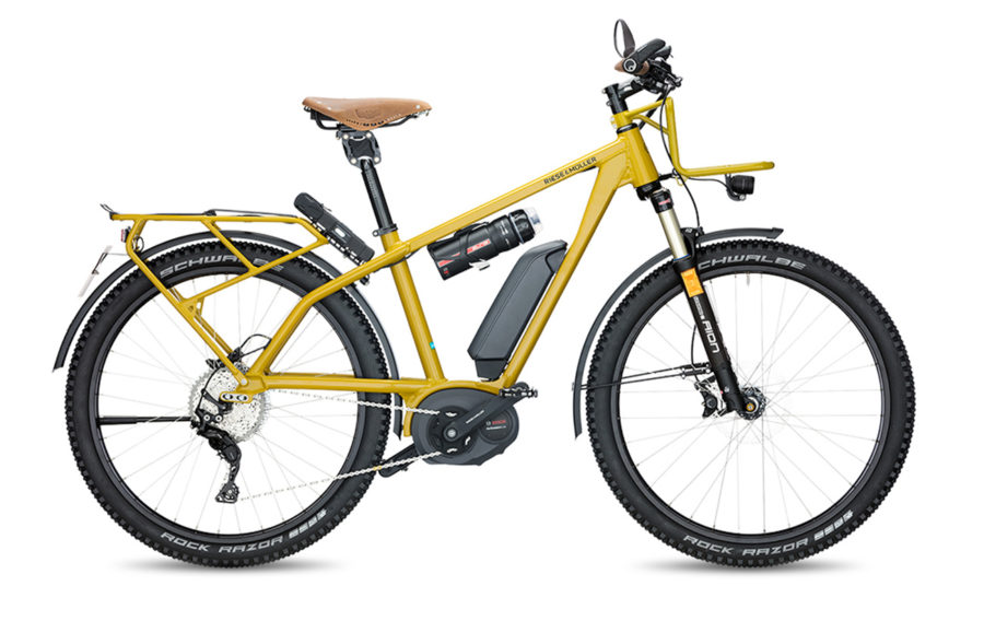 Riese & Muller Charger GX Touring HS