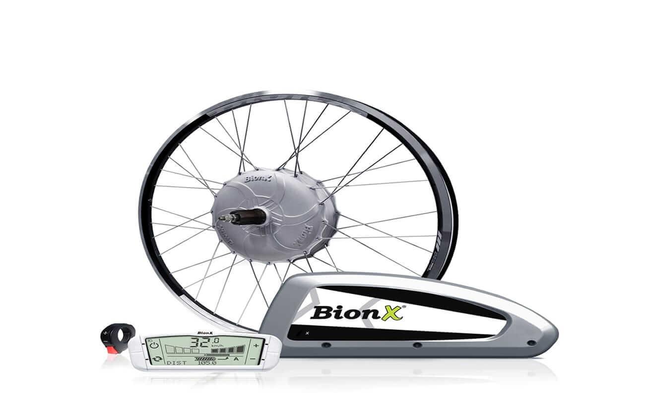 BionX S350 DX Electric Bike Kit Modified-File | Propel Electric Bikes