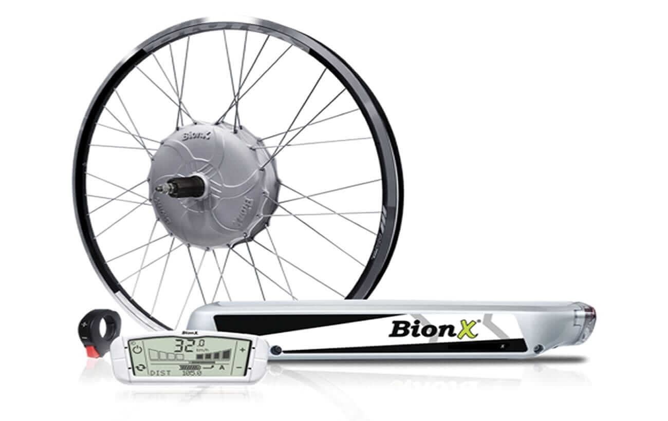 Bionx S350 RX High Torque Rear Rack Extra Large Electric Bike Kit