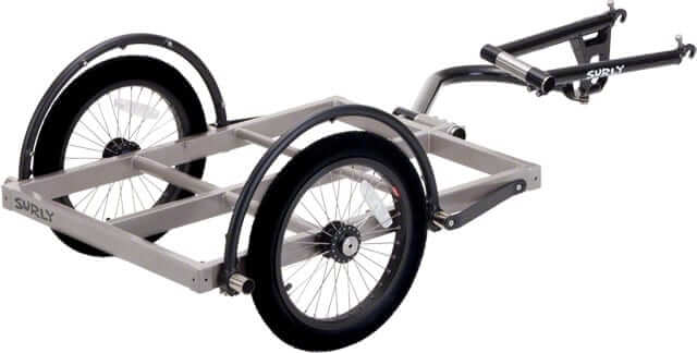 Surly Ted Short Bed for Trailer (Hitch Sold Separately)
