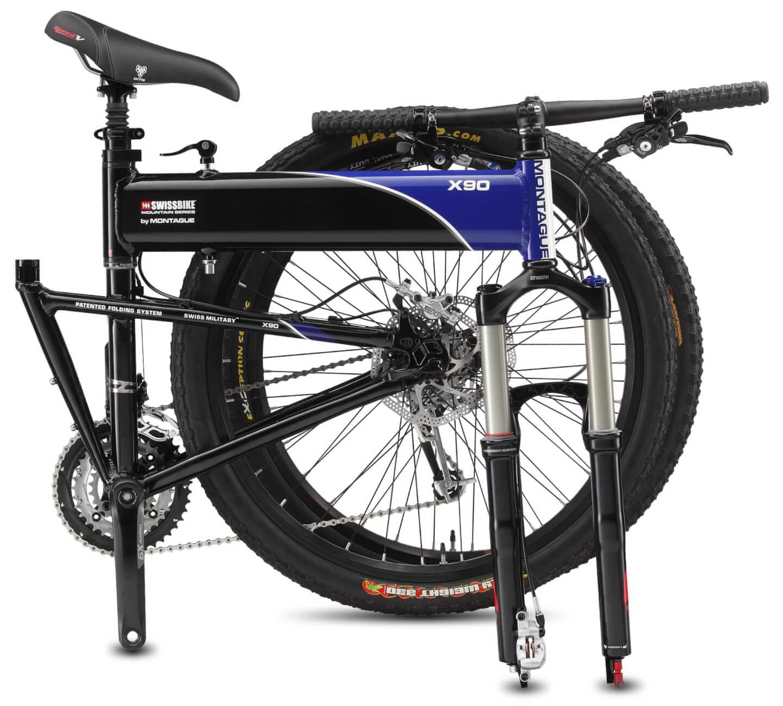 Montague swissbike x90 folding bike for The montague