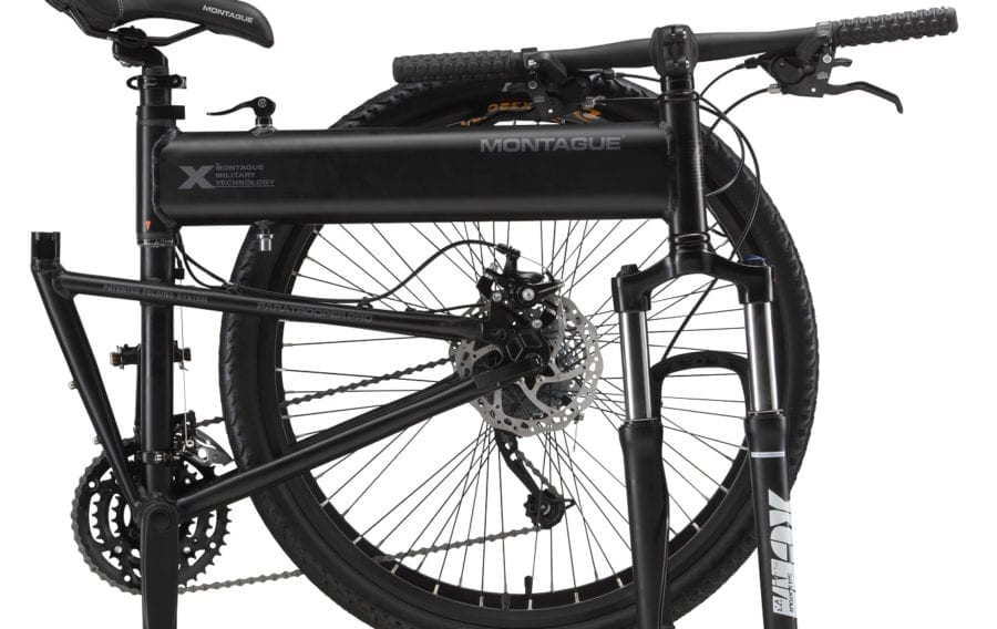 Montague Paratrooper Pro Folding Bike