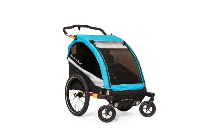 Burley Two Wheel Stroller Kit - Propel E-Bikes