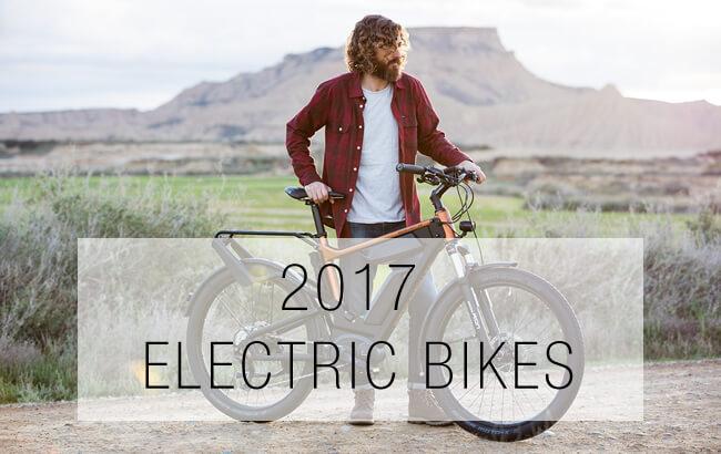2017 Electric Bikes