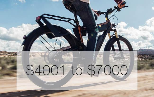 $4001 to $7000
