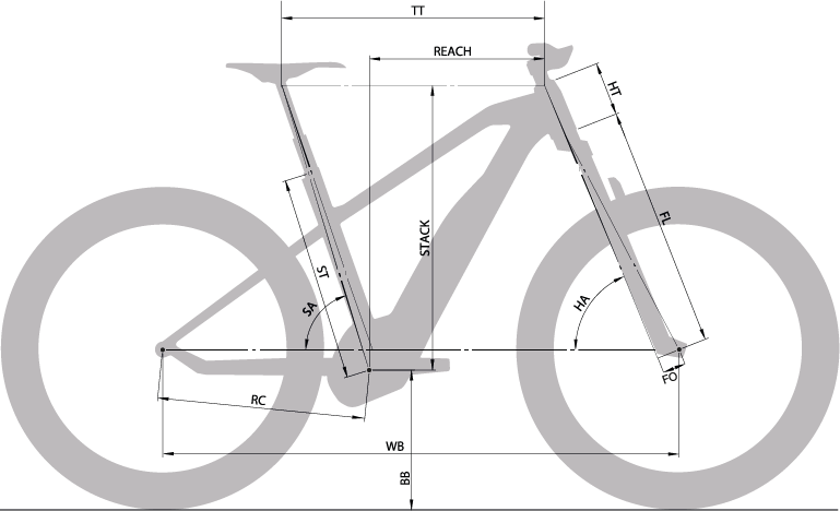 Moustache Off Series Electric bike