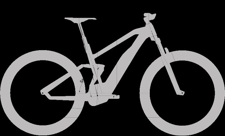 Moustache Race Series Electric Bike Sizing