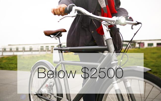 Below $2500