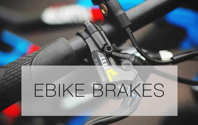 Electric Bike Brakes