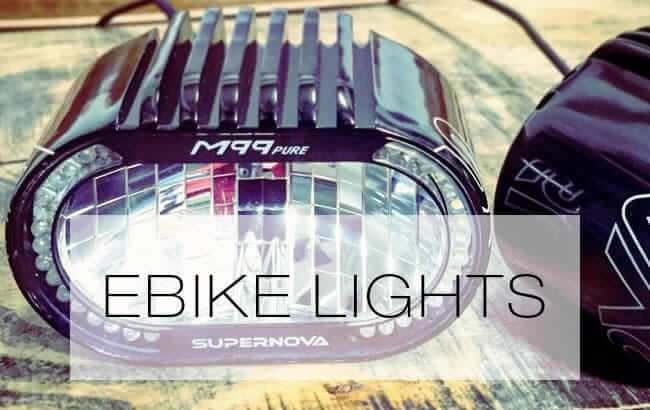 Ebike Lights