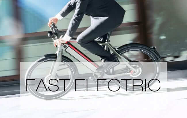 Fast Electric Bikes | Check Out Our Selection of Fast eBikes