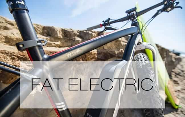 Electric Fat Bikes