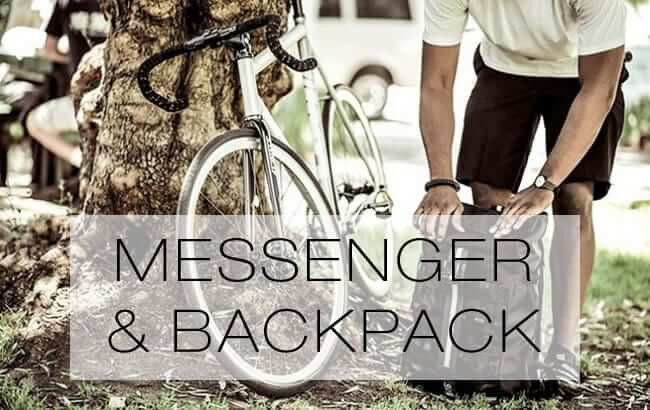 Messenger Bags & Backpacks