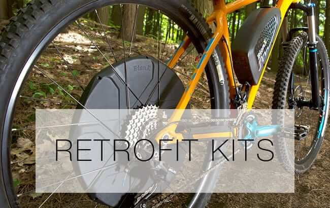 Electric Bike Retrofit Kits