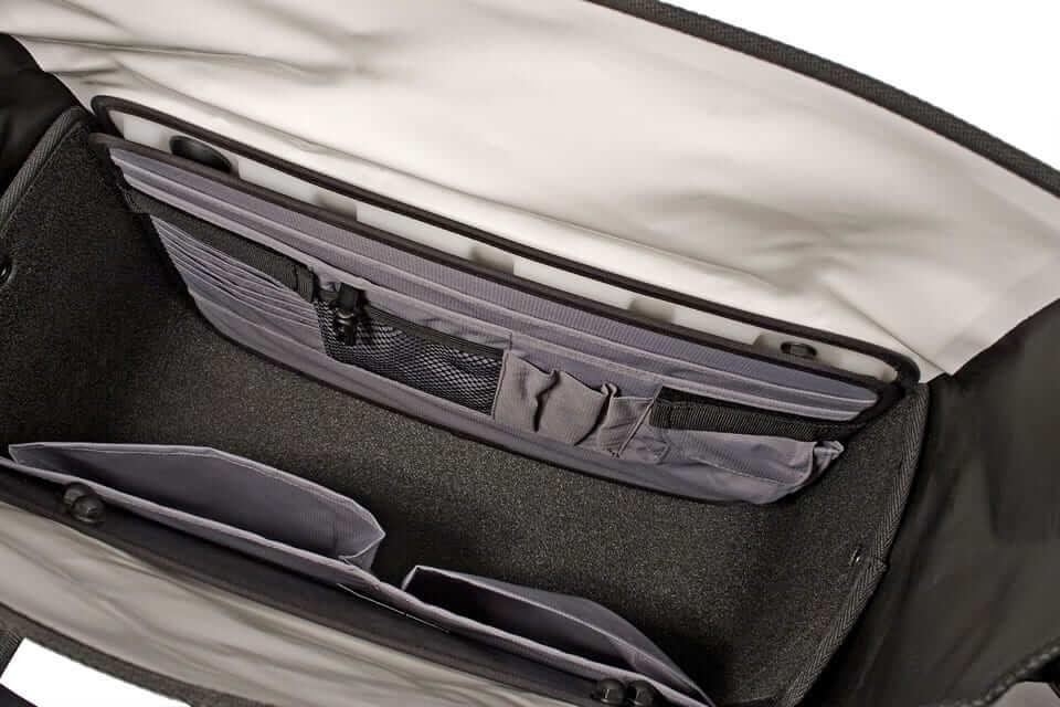 Waterproof Messenger Bag >> Ortlieb Commuter Office Bag QL2.1