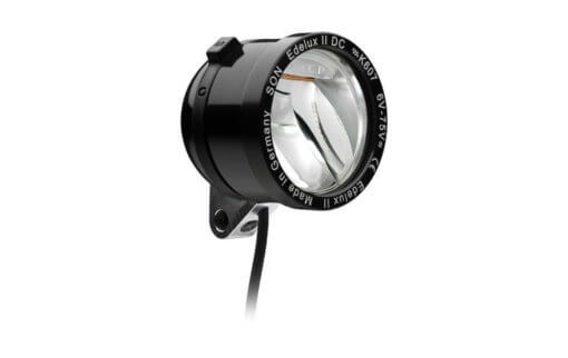 Schmidts Original Nabendynamo Edelux II DC Headlight- With Cable and Switch for sale - Propel eBikes