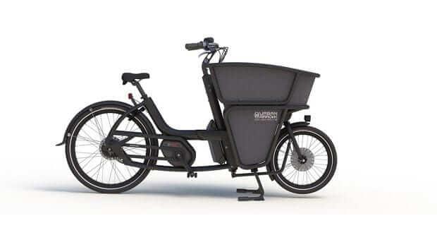 Urban Arrow Shorty Electric Cargo Bike