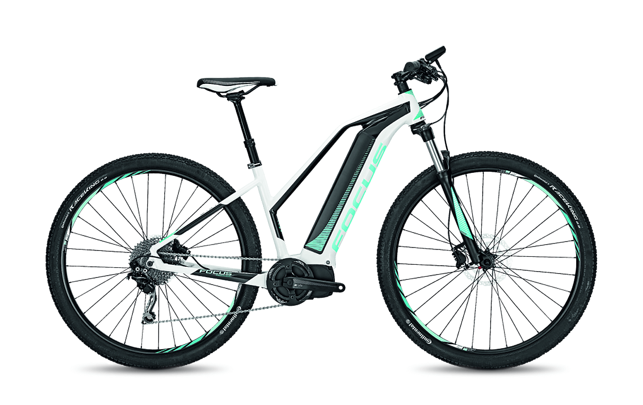 Focus JARIFA i29 Donna Electric bike for Women