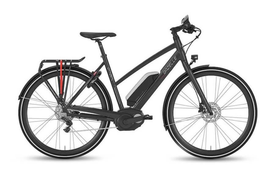 Gazelle CityZen C8 HMB low-step electric bikes