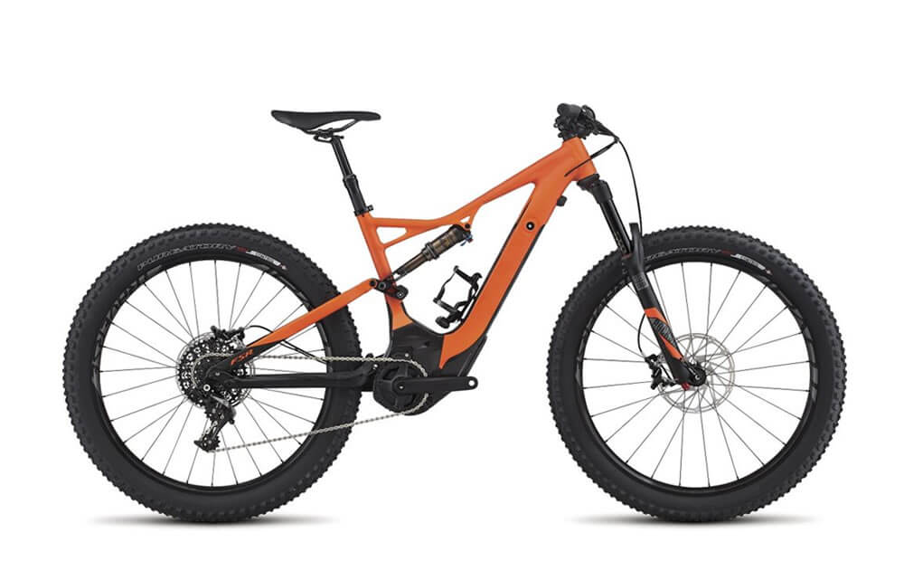 Specialized Turbo Electric Bike >> Specialized Turbo Levo FSR Expert 6Fattie | Propel Electric Bikes