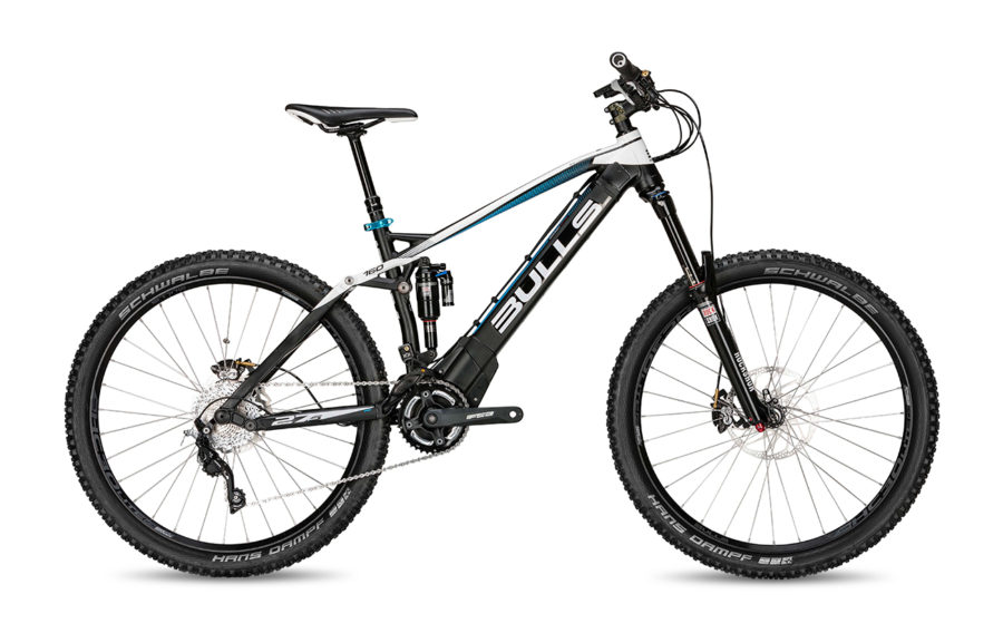 Bulls E-Stream EVO FS Enduro 27.5 2017 electric bike