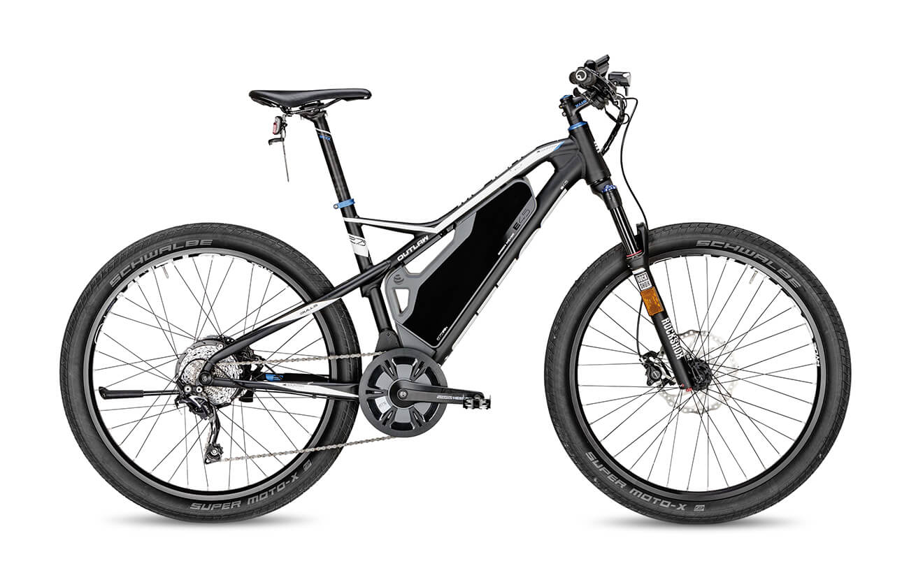Bulls Outlaw E45 2017 Electric Bike