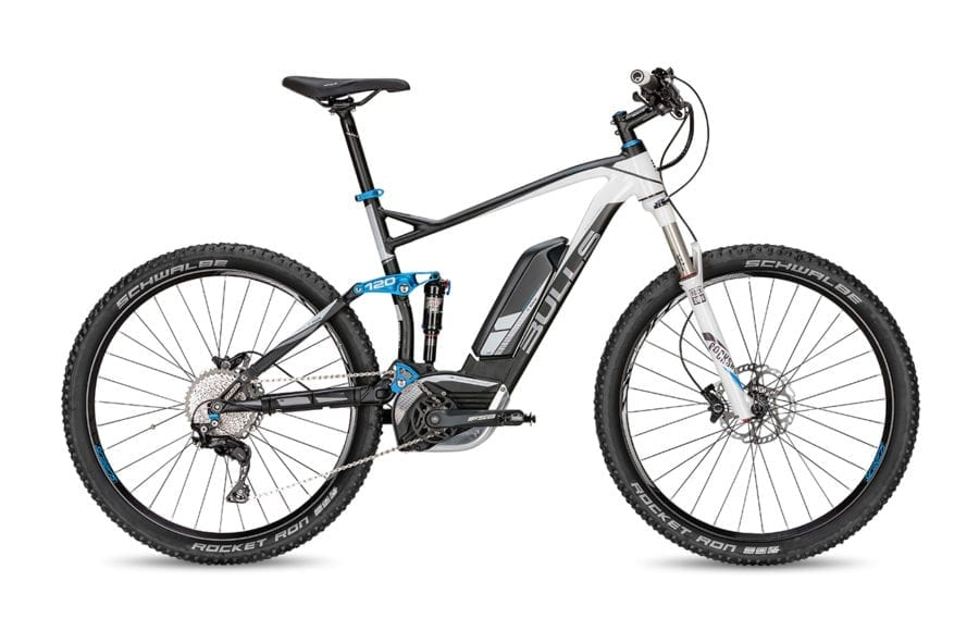Bulls SIX50 E FS 3 RSI Electric Bike