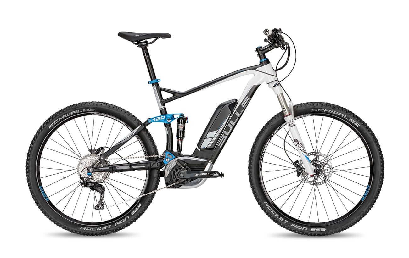 Bulls SIX50 E FS 3 RSI Electric Bike
