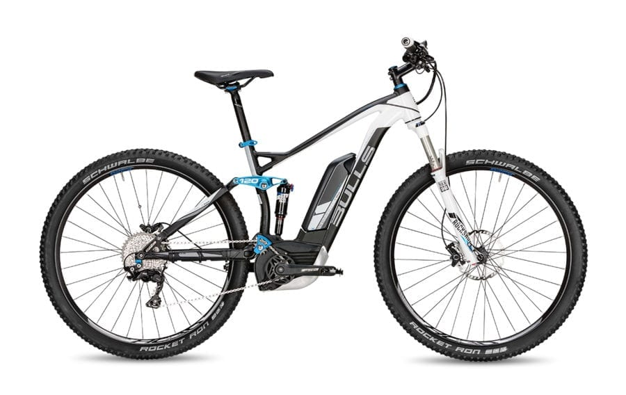 Bulls Twenty9 E FS 3 RSi Electric Mountain Bike