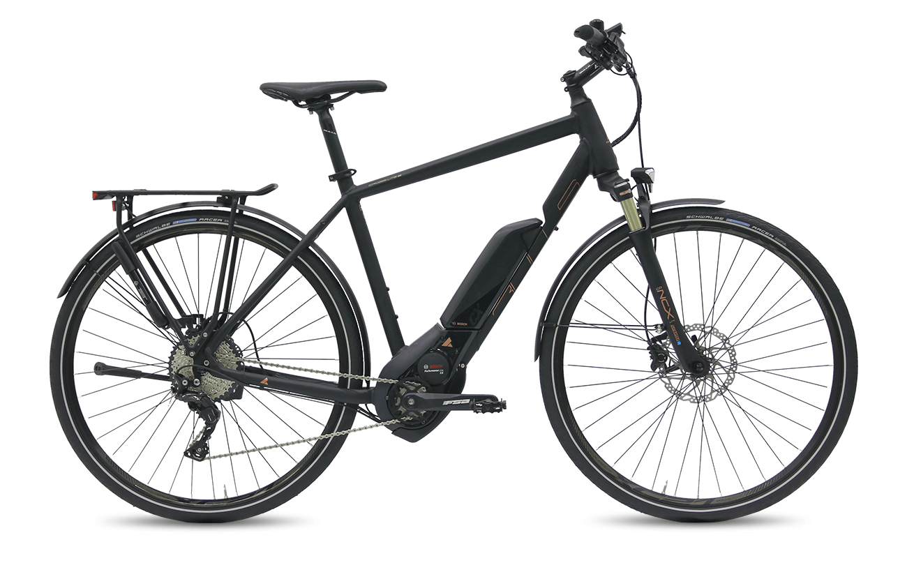 Bulls CROSS LITE E 2017 standard electric bike