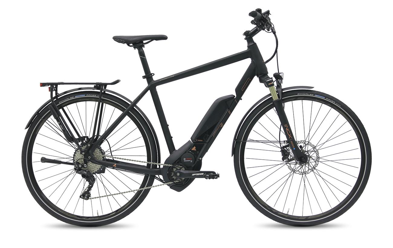 Bulls CROSS LITE E 2017 standard electric bike