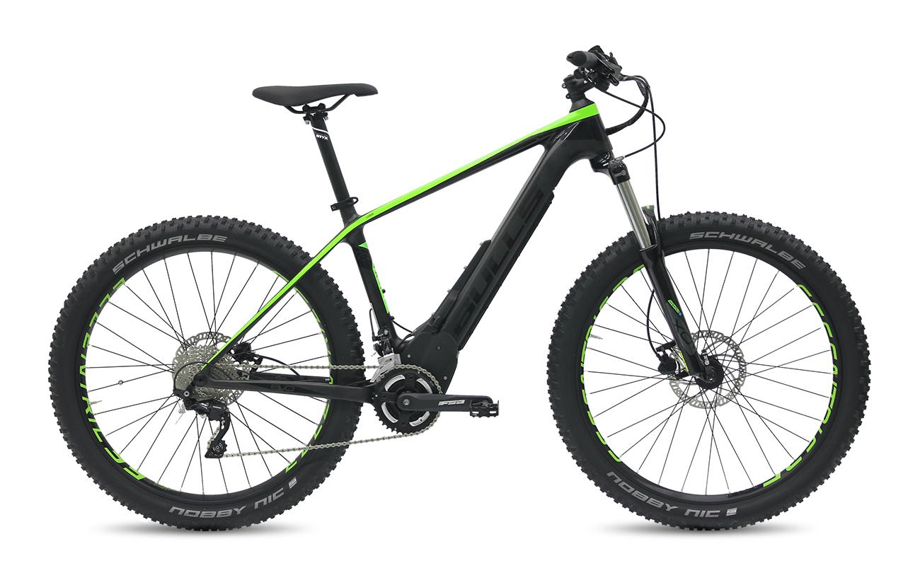 Bulls E-Steam evo 2 27.5 plus 2017 carbon electric bike