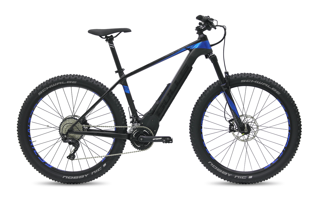 Bulls E-STREAM EVO 3 27.5 PLUS 2017 carbon electric bikes