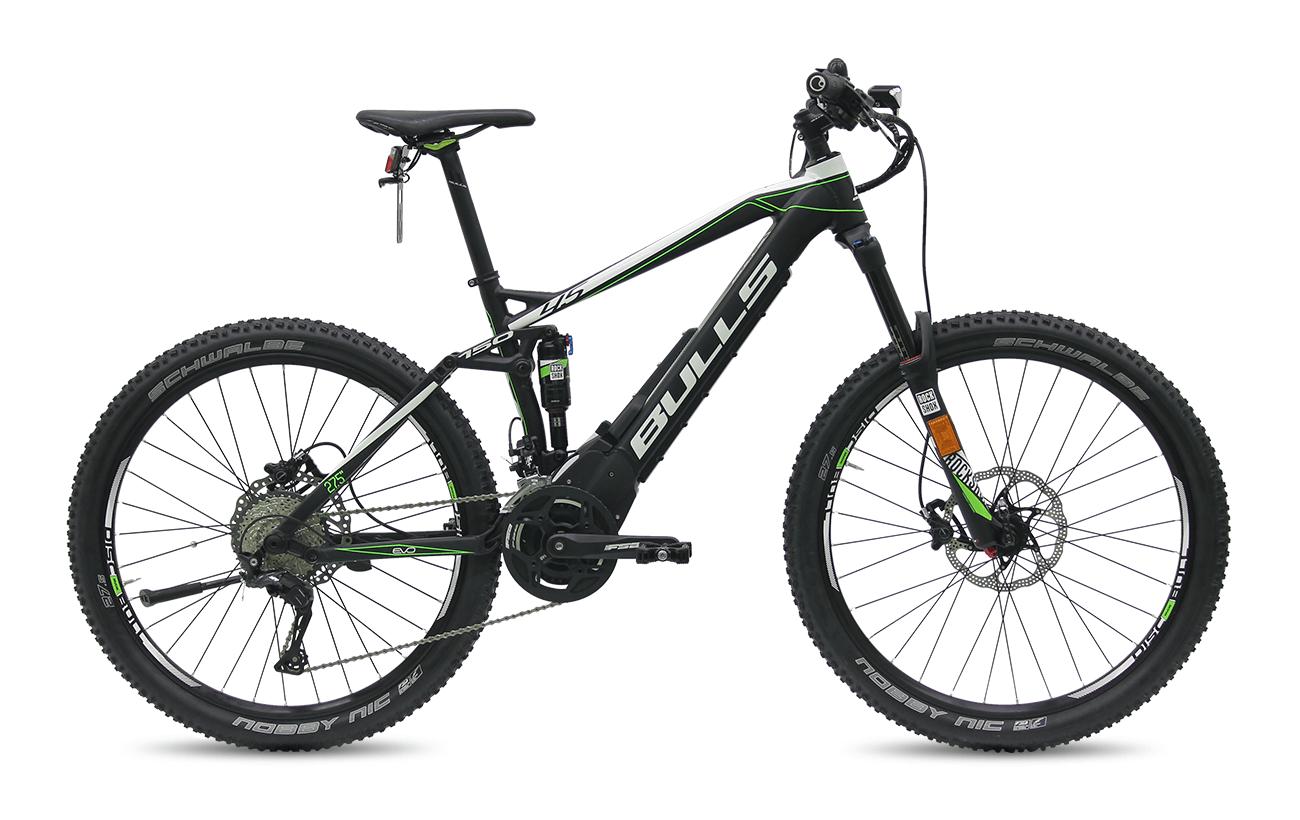 Bulls E-stream evo 45 FS 2017 electric bike