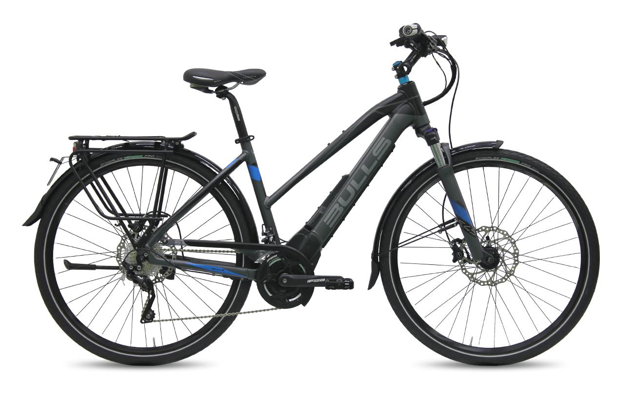 bulls lacuba evo e45 2017 propel electric bikes bulls. Black Bedroom Furniture Sets. Home Design Ideas