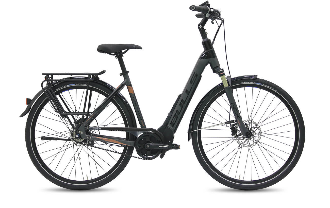 Bulls Lacuba EVO E8 2017 electric bike