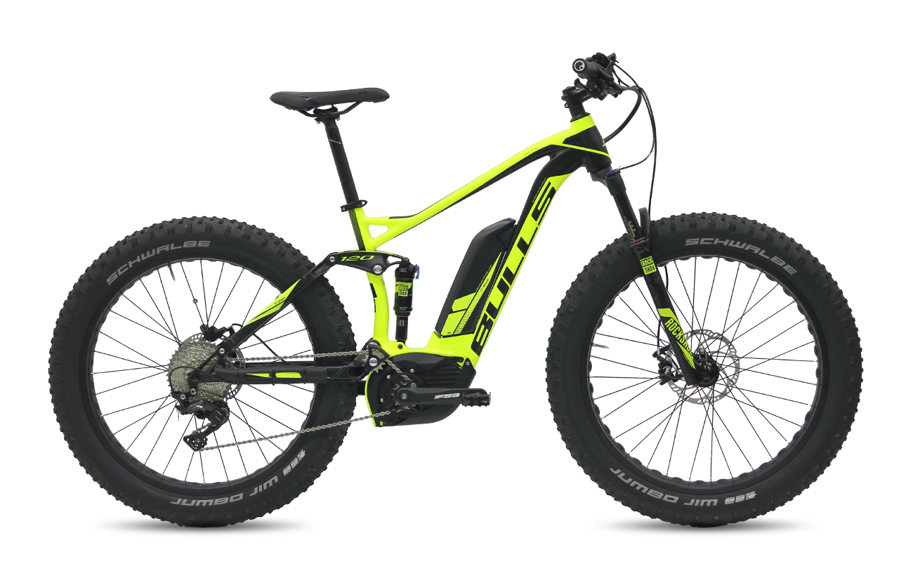 Bulls Monster E FS Electric bike