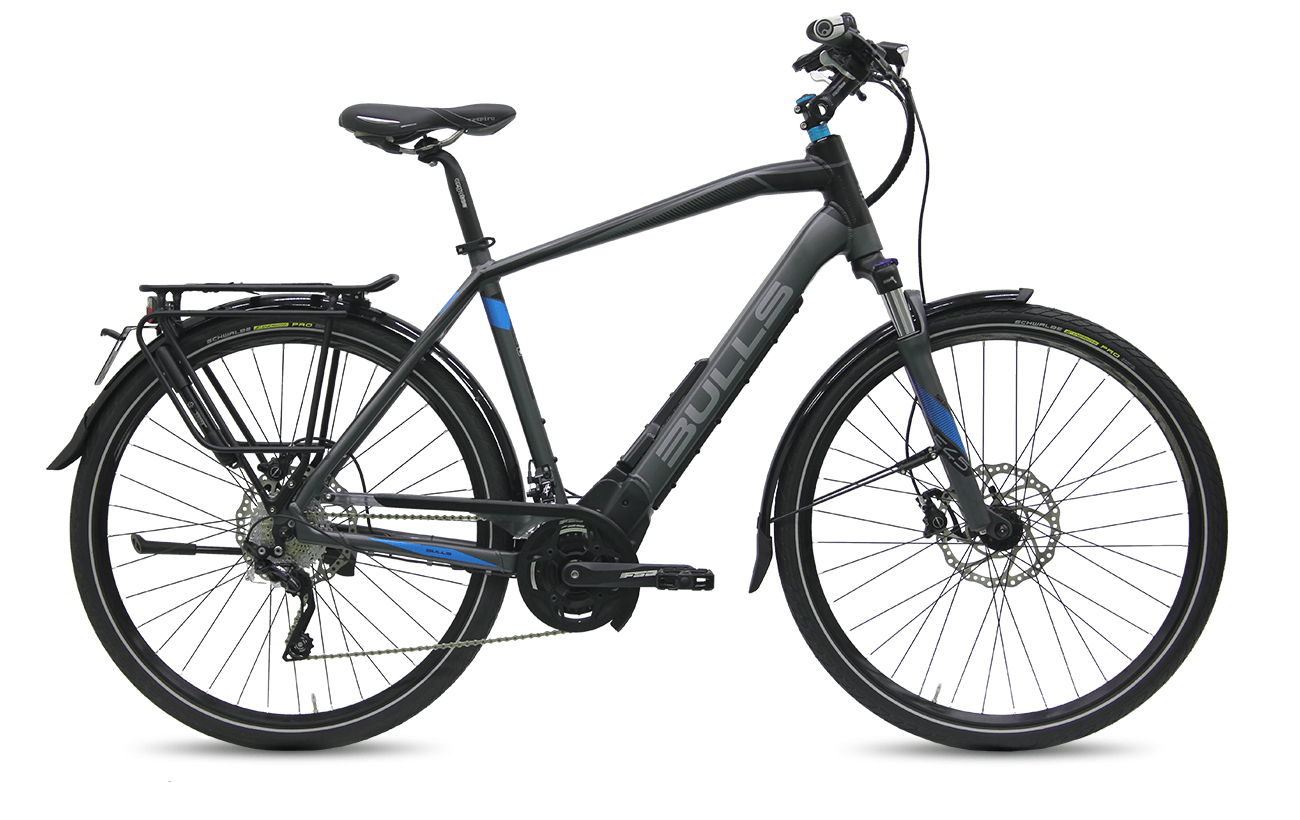 Bulls LACUBA EVO E45 2017 standard electric bike