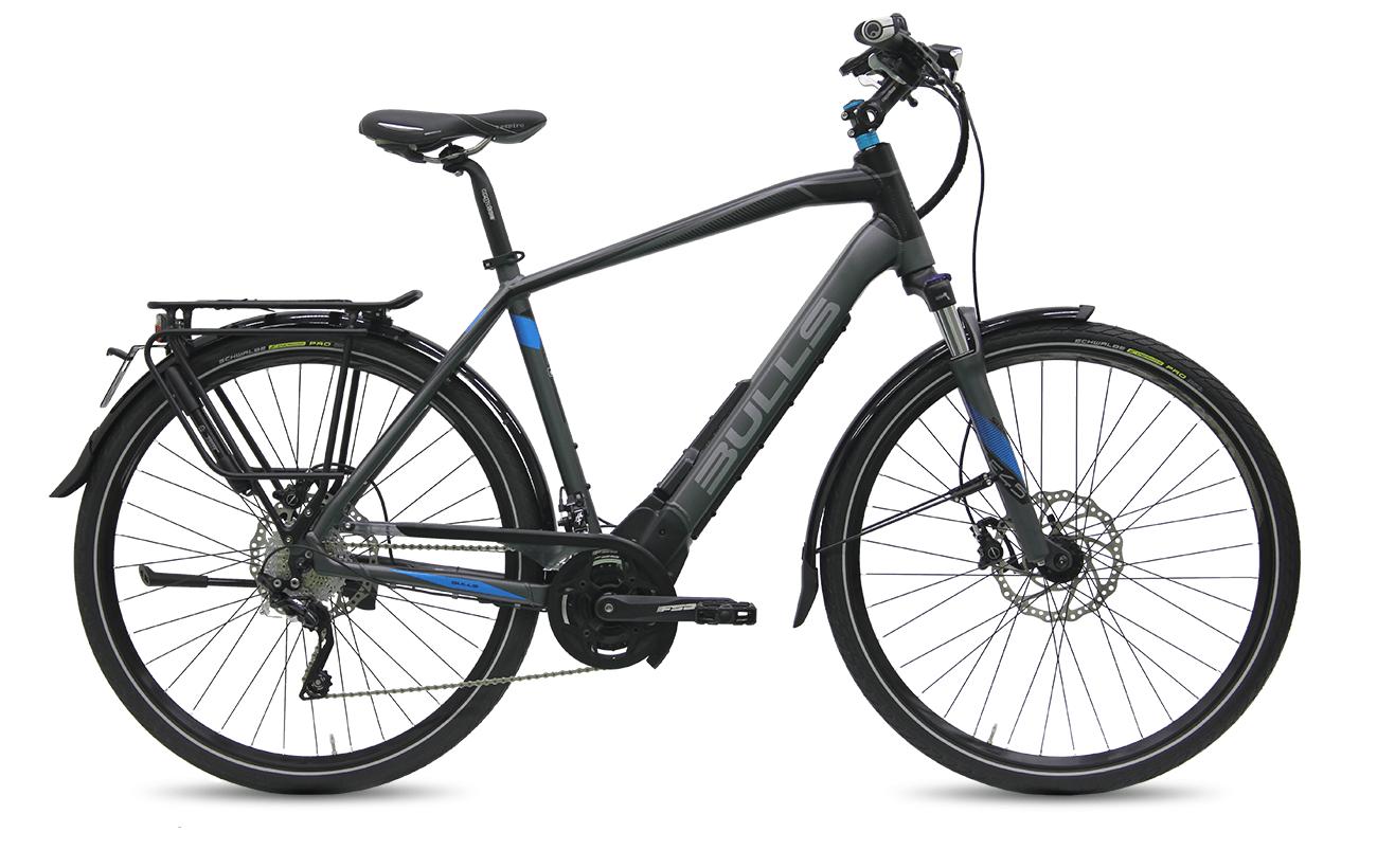 Bulls LACUBA EVO E45 2017 standard electric bike
