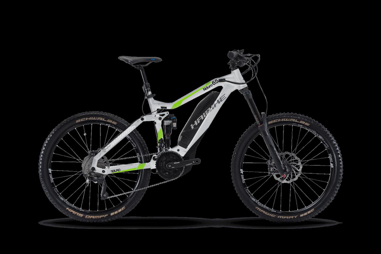 Haibike SDURO NDURO 6.5 2017 electric bikes