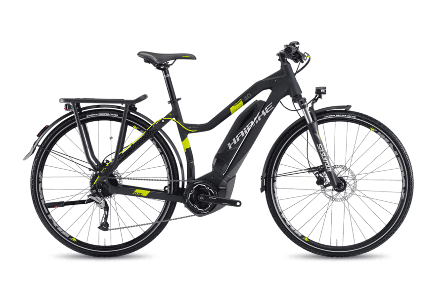 Haibike SDURO Trekking 4.0 2017 low-step