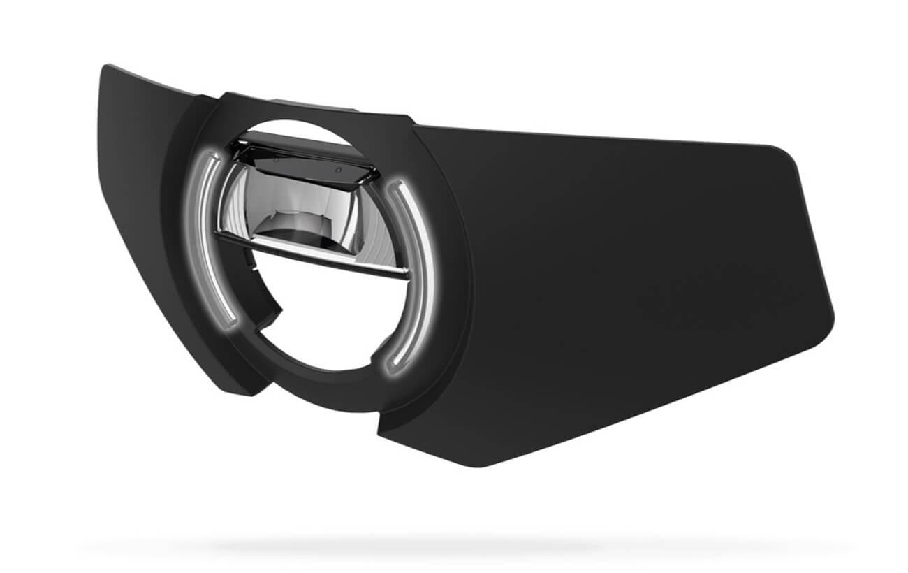 COBI MTB Style Kit for AmbiSense Light Black